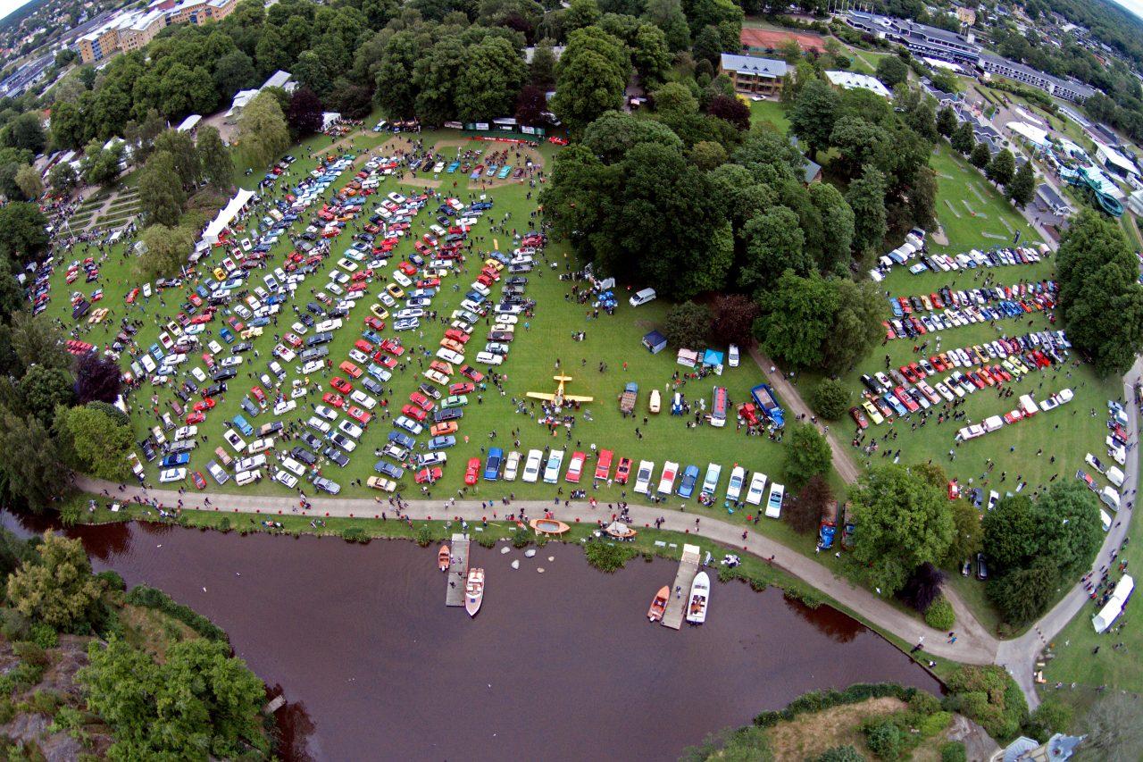 Översikt Nostalgia Festival