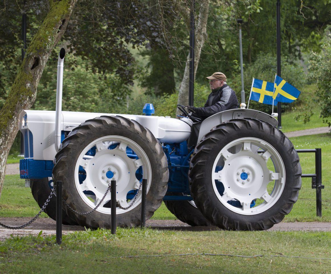 Traktorer på Nostalgia Festival