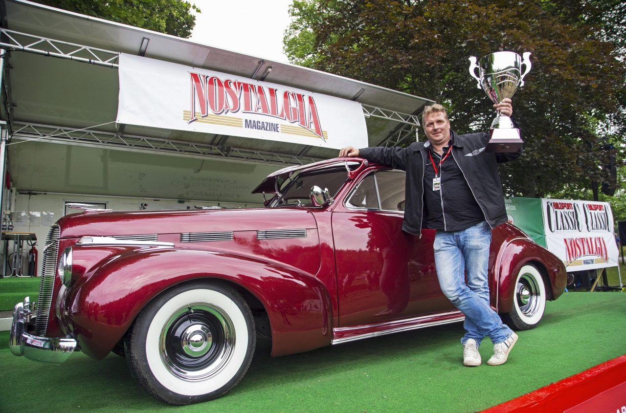 Vinnare av Sveriges Snyggaste Bil 2014